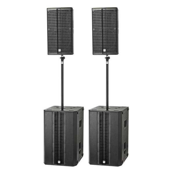linear 5 HK audio