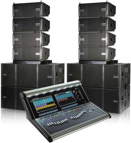 Vio line array speakerkoning