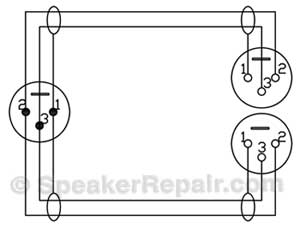 house wiring diagram: Combining Balanced Unbalanced Circuits