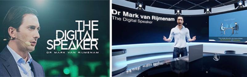 Dr Mark van Rijmenam