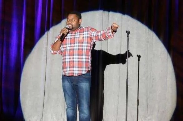 Khanyiso Kenqa - Conference Corporate Comedy