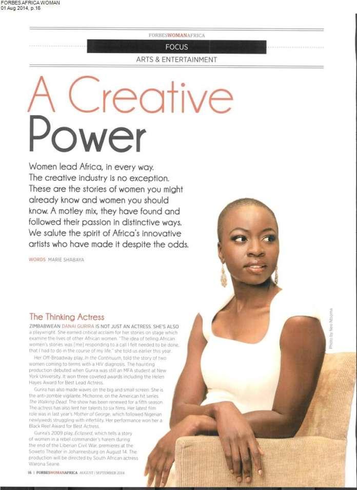 Forbes Magazine 2