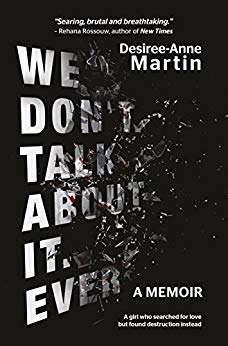 Desiree Anne Martin Book