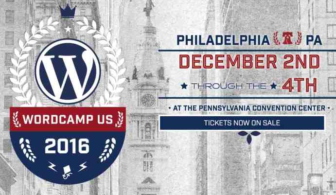 WordCamp US Banner