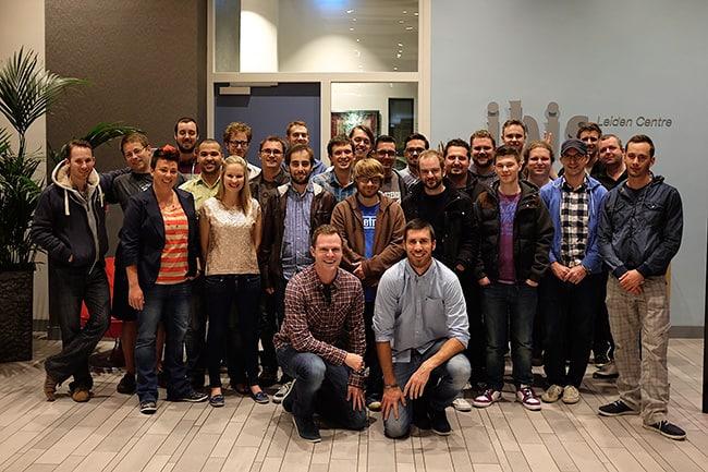 WooTrip 2013 Team