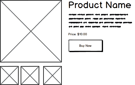 Gutenberg Default Product Page