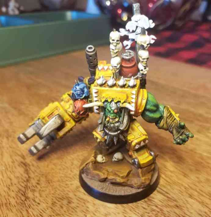 Gorgutz Ork Miniature