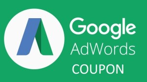 Adwords Coupon
