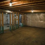 basement of perenchief street home