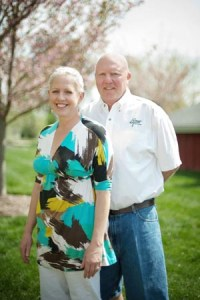 Dan and Debbie Spear ( Owners of Spear Builders of Virginia)