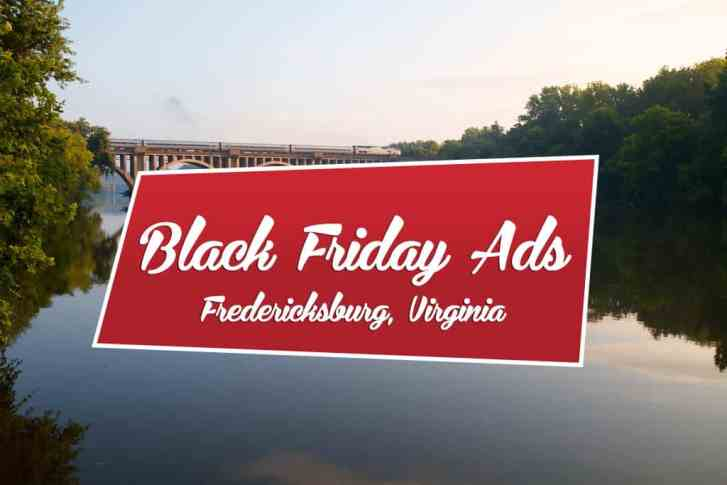 black friday ads fredericksburg va