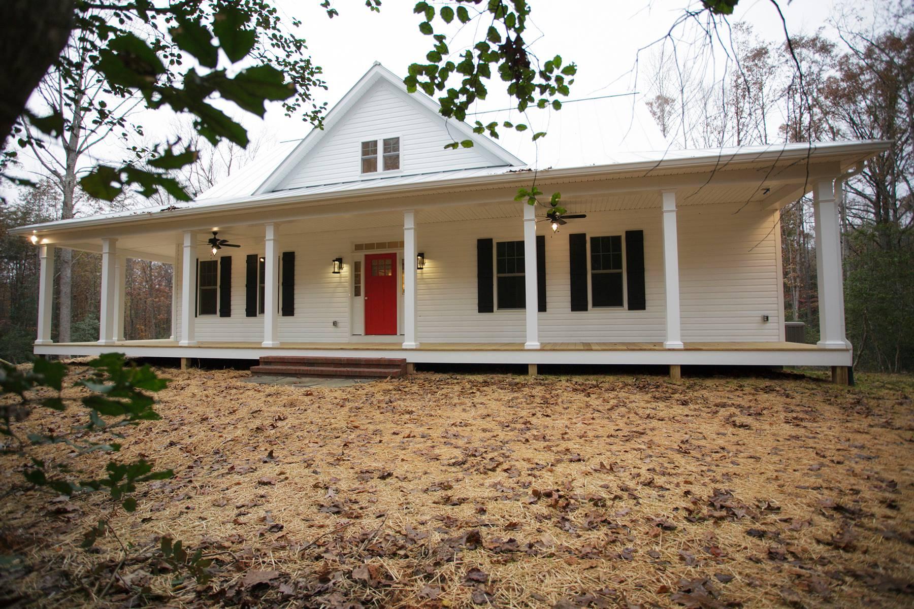 Farm Style Custom Home