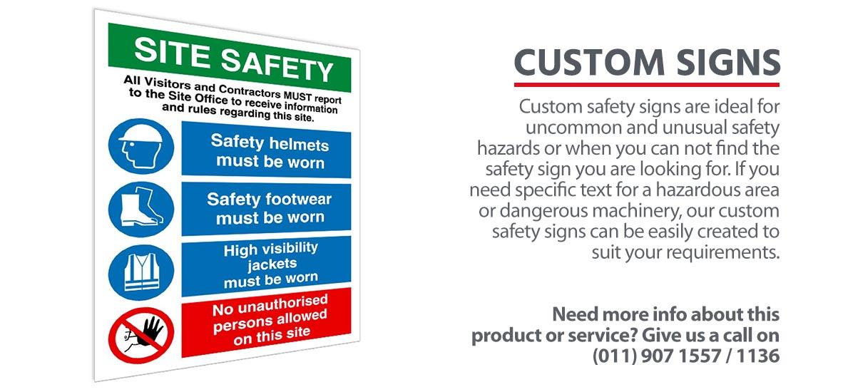 Custom-Safety-Signs