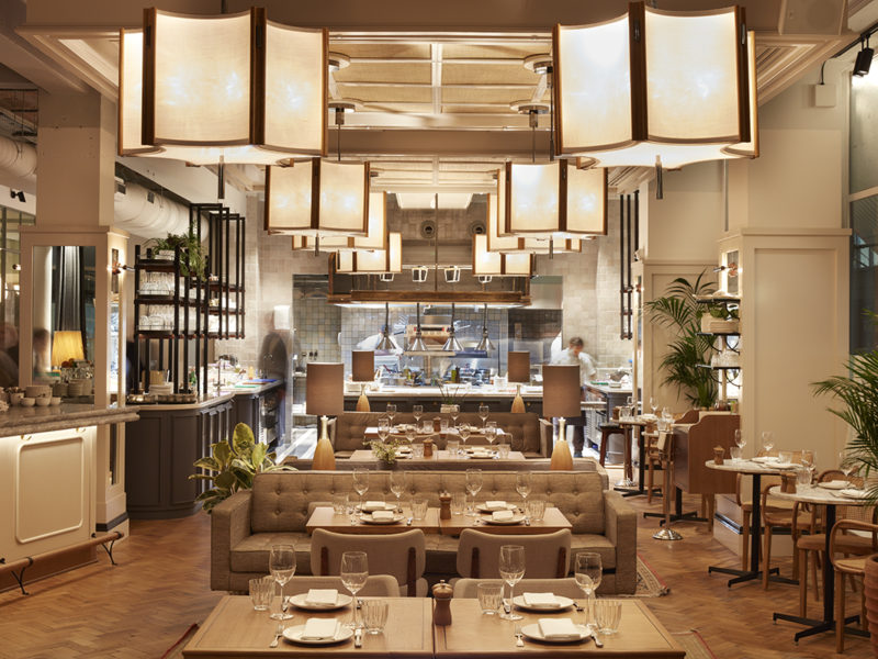 Review Mortimer House Kitchen Fitzrovia Spears Magazine