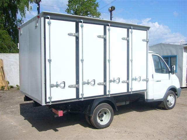 Фургоны: конструктивные особенности, сфера использования
