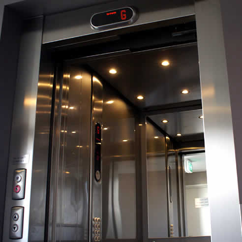 Led Lighting From Superlight Australia To Upgrade A Lift Car