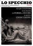Copertina Lo Specchio n. 13