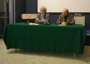 Maurizio Sebastiani di Italia Nostra