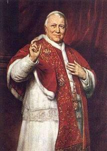 Pio IX, Giovanni Maria Mastai Ferretti (1846-1878), Wikipedia