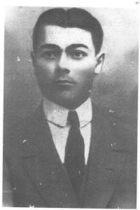 Quinto Cavallari (foto della famiglia)