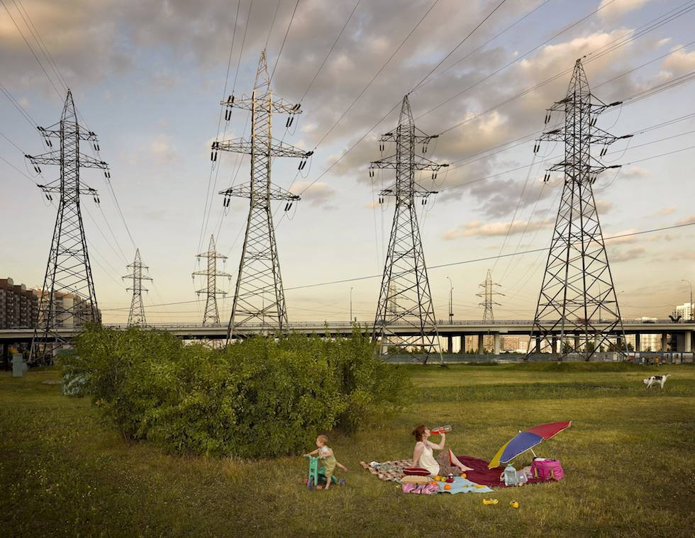 Picnic, 2010 (Fairy Tale of Russia - Frank Herfort)