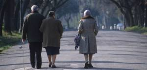 Popolazione anziana