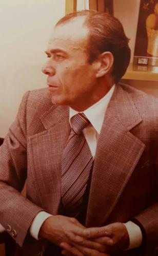 Augusto Castellani - foto della famiglia