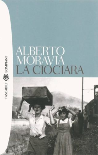 la Ciociara copertina libro