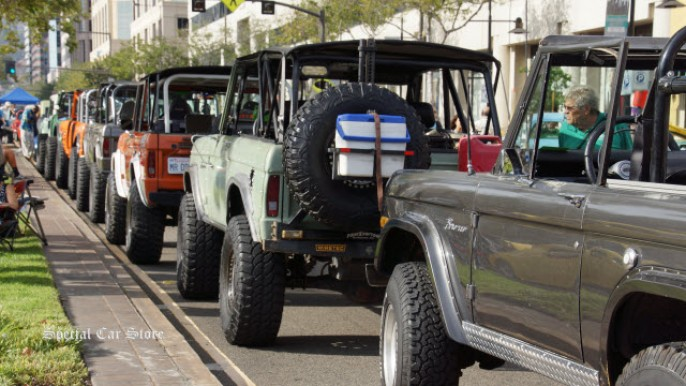 The 21st Annual Glendale Cruise Night | Special Car Store