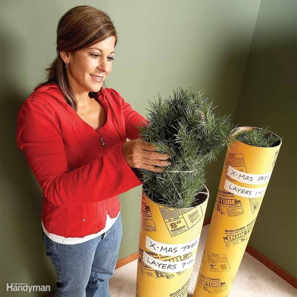 Christmas Tree storage ideas