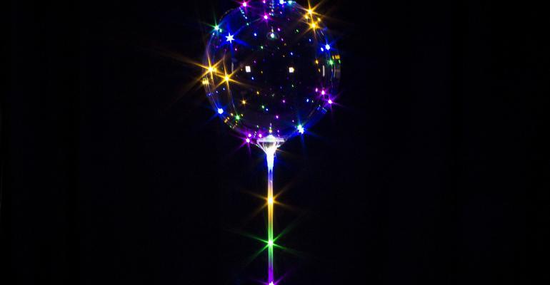Led Balloon Light