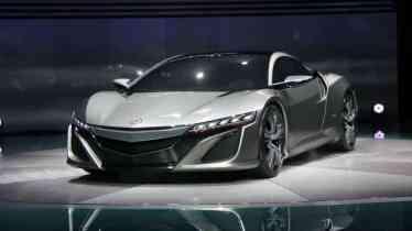 Honda - la NSX sur nos routes pas avant 2015-1