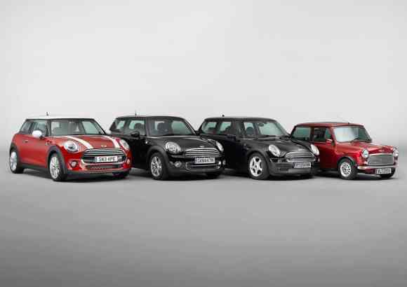Mini 2014 officielle
