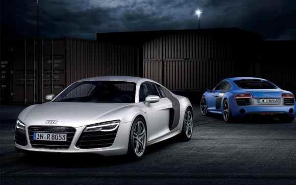 Les Audi R8 V10 Plus seront disponibles dans Project CARS
