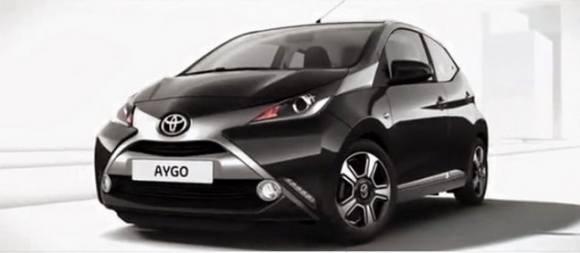 Toyota Aygo 2014 - elle se devoile en photos-3