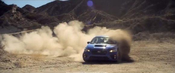 Subaru WRX STI 2015 : des donuts en veux-tu en voilà !!!