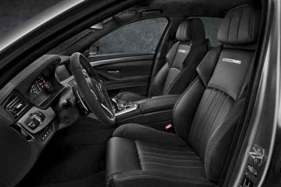 """Bienvenue à bord de la BMW M5 """"30 Jahre"""" !"""