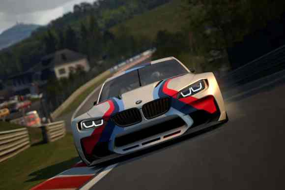 GT6 - la BMW Vision GT sentraine a Willow Springs-1