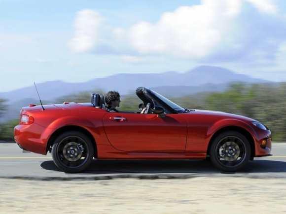 Mazda MX-5 25eme anniversaire - vendue en 10 minutes-1