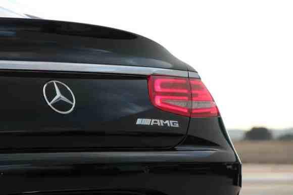 AMG, trois lettres qui expriment la puissance de la S63 AMG Coupé !
