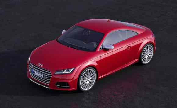 Près de 50 000 euros pour  la version S de l'Audi TT