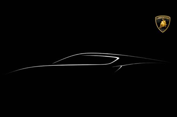 Voici la ligne du concept Lamborghini présent dans quelques jours à Paris. Ressemblant, selon vous ?