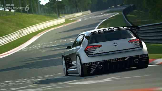 Le concept GTI SuperSport grimpe à plus de 300 km/h !