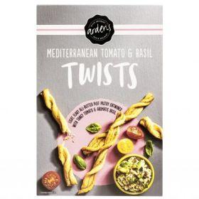 Ardens | Mediterranean Tomato & Basil Twists