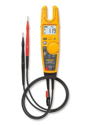 GFCI Receptacle Tester  Circuit Analyzer     Fluke T6 600 Voltage   Current Electrical Tester w  FieldSense