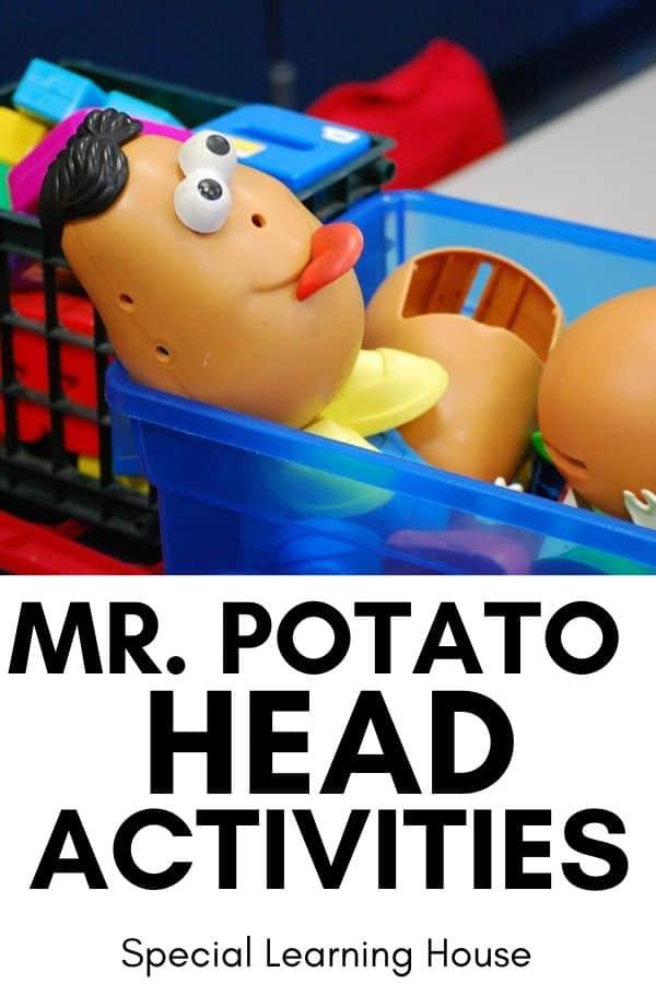 Mr. Potato Head Activities