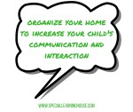 increase your child's communication and interaction