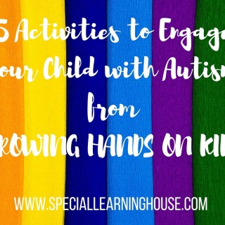 Engage Your Child with Autism