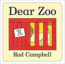 Dear Zoo. Best Board Books for Kids with Autism. | speciallearninghouse.com