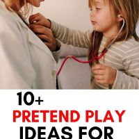 Pretend Play Ideas for Kids with Autism